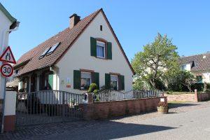 Ferienwohnungen Rhodt Unter Rietburg